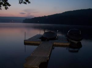 Dawn Patrol at Deep Creek Lake