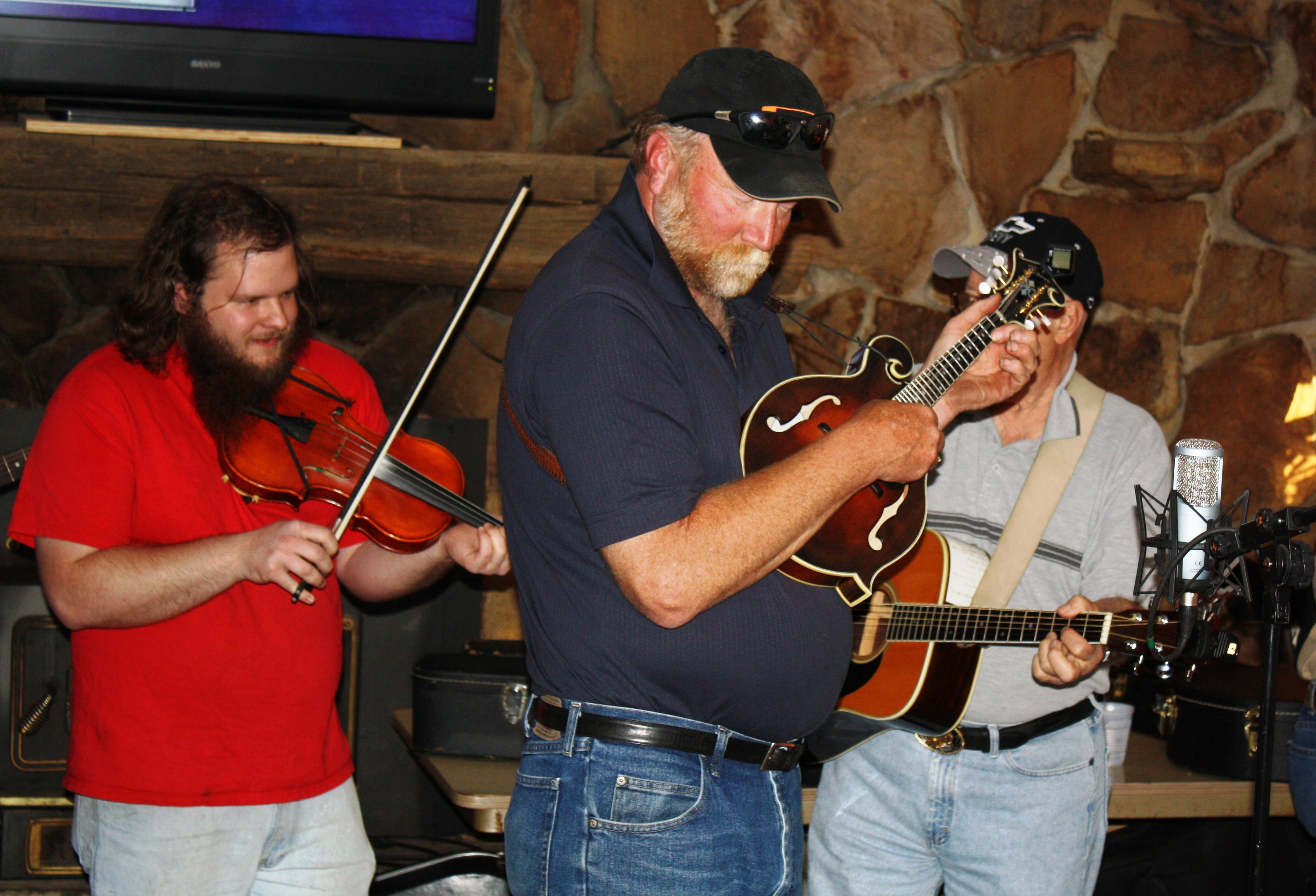 Bluegrass Night at JG's